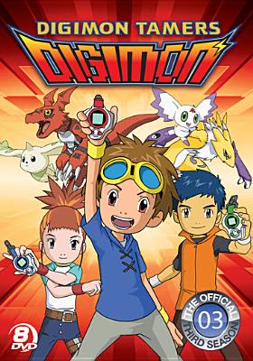 DIGIMON TAMERS BY DIGIMON (DVD)